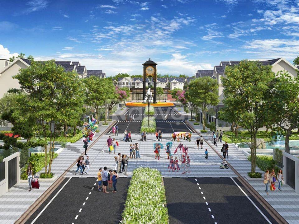 Nhà vườn siêu siêu đẹp tại dự án Time graden vĩnh yên