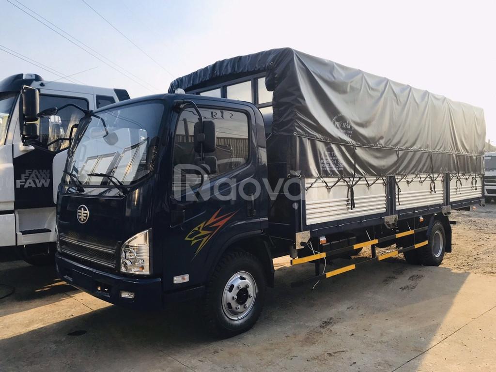 Xe tải 7t3 máy nhập khẩu d4db giá tốt số lượng có hạn