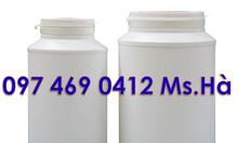 Hủ nhựa 1.5 kí, hủ nhựa 1 ký , hủ nhựa 500gr,hủ nhựa 250 gam,hộp nhựa