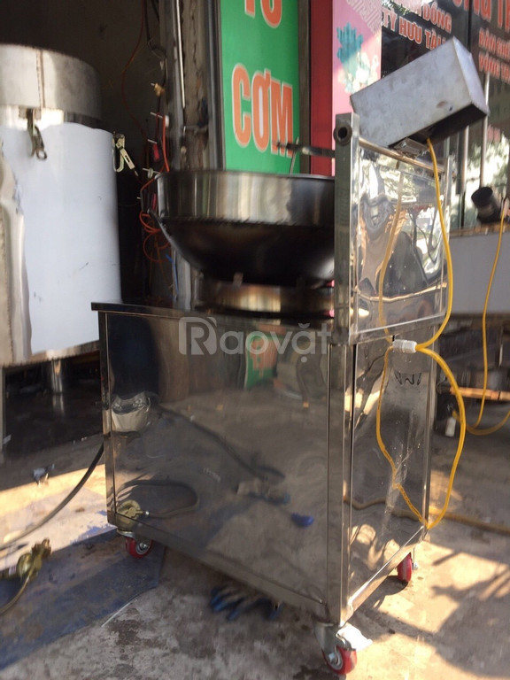 Máy rang cơm công nghiệp nhập khẩu 48412