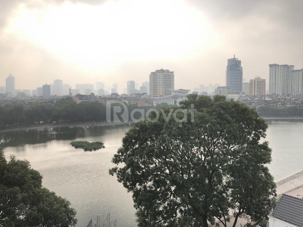 Bán căn ngoại giao BRG 16 Láng Hạ 2PN view hồ Thành Công