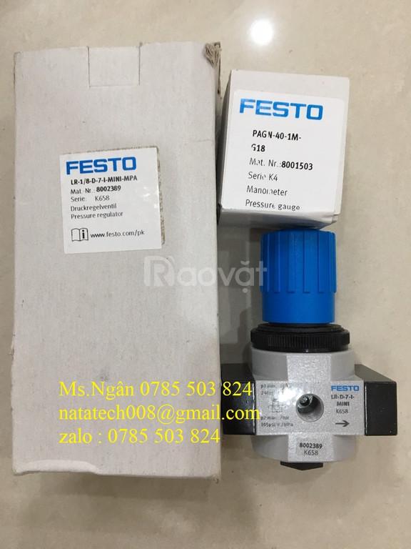 Festo Đo Áp Suất PAGN-40-1M-G18 hàng chính hãng - giá tốt  (ảnh 3)