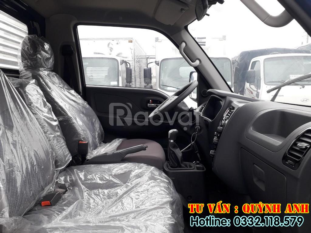 Đại lý ủy quyền xe tải, Jac x5 2020 990kg, 1t25, 1t5