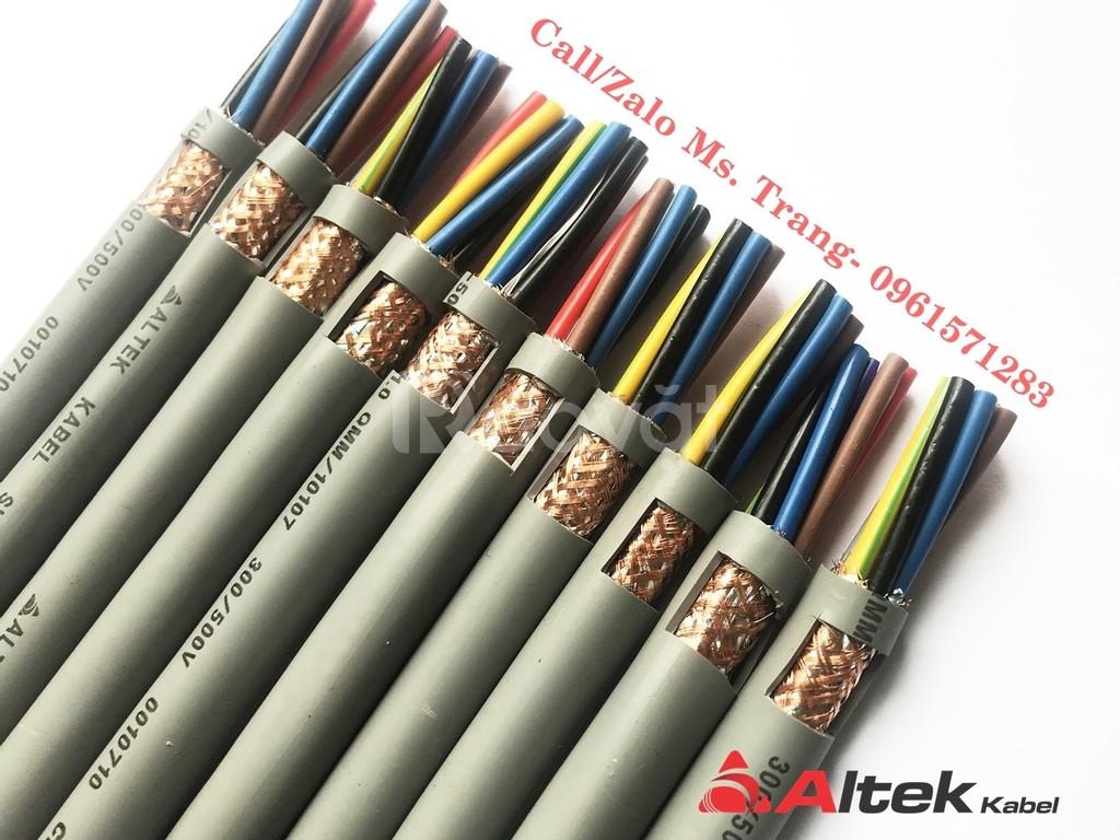 Altek Kabel control cable, cáp rs485, cáp chống cháy