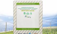 Lưới chắn côn trùng nhập khẩu israel, lưới 32 mesh, 50 mesh