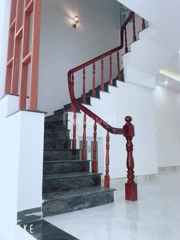 Nhà mặt tiền Tân Phú,4x15.5m, giá tốt 110tr/m2, gần KCN Tân Bình
