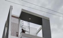 Bán nhà mới xây đường Đinh Đức Thiện, 1 trệt 2 lầu, SHR
