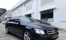 Bán xe Mercedes E250 đời 2017 màu Xanh Cavansite 1 tỷ 879 triệu