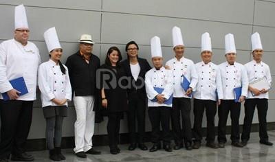 Hướng nghiệp Sao Mai- khóa học đầu bếp ngắn hạn