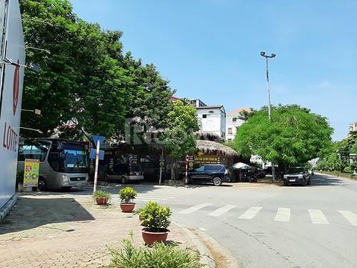 Bán 50m đất mặt phố Lạc Long Quân