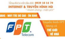 Lắp đặt wifi, truyền hình, camera FPT tại Đồng Xoài