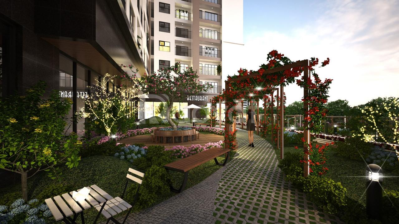 Mở bán đợt I dự án Phương Đông Green Park