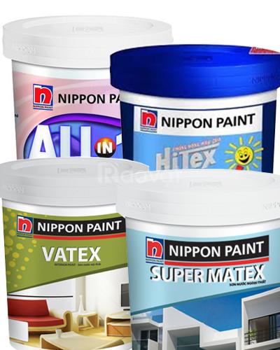 Cần mua nước ngoại thất Nippon Supper Gard chính hãng cho công trình