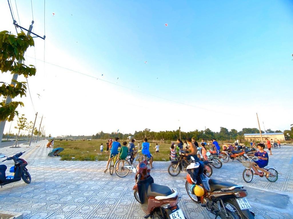 Đất nền trung tâm chợ Vĩnh Long