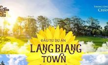 Đất nền nghỉ dưỡng LangBiang Town 290m2 tại huyện Lạc Dương