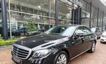 Xe Mercedes E200 cũ 2019 màu đen chạy  5.276 km