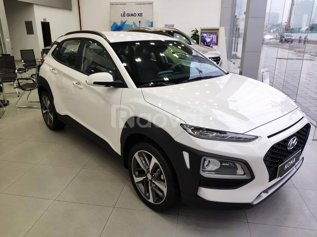 GIẢM NÓNG 50 TRIỆU Hyundai Kona 2021 cam kết giá tốt