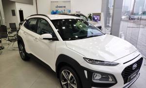 Khuyến mãi lớn Hyundai Kona 2021 cam kết giá tốt