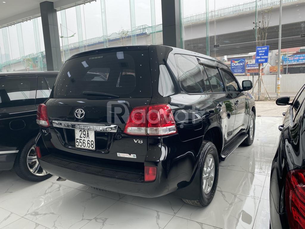 Bán Toyota Land Cruise 4.6,model và đăng ký 2012