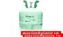 Đại lý gas lạnh Thành Đạt bán gas R22 Chemours Freon TQ 22,7 KG