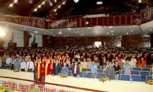 Xưởng may áo tốt nghiệp, áo cử nhân, lễ phục tốt nghiệp giá rẻ