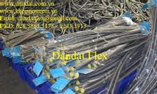 Dây dẫn nước - Dây cấp nước inox - Ống cấp nước mềm inox (báo giá)