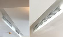 Điện lạnh Phúc An Khang thi công lắp đặt máy lạnh giấu trần ống gió