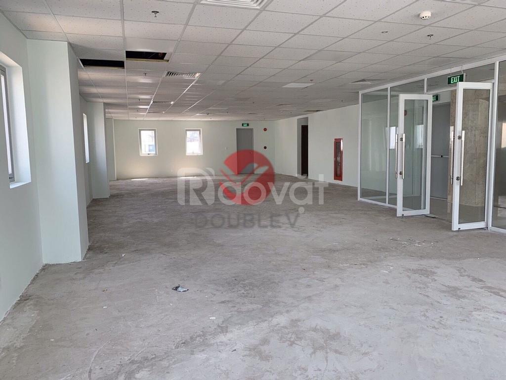 Văn phòng cho thuê quận Phú Nhuận, văn phòng mới 218m2/sàn