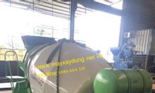 Bồn trộn bê tông 3 khối nhập khẩu