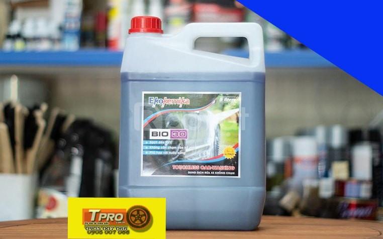 Dung dịch rửa xe không chạm bio 30 5l