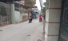 Bán đất hai mặt thoáng 35M ngõ ô tô đỗ,gần cầu vượt An Khánh giá rẻ