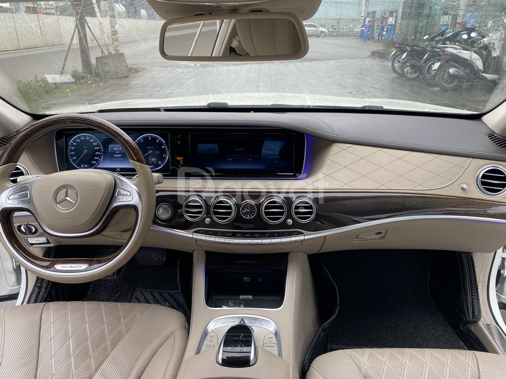 Bán Mercedes Maybach S400, sản xuất 2016, xe mới, giá tốt .