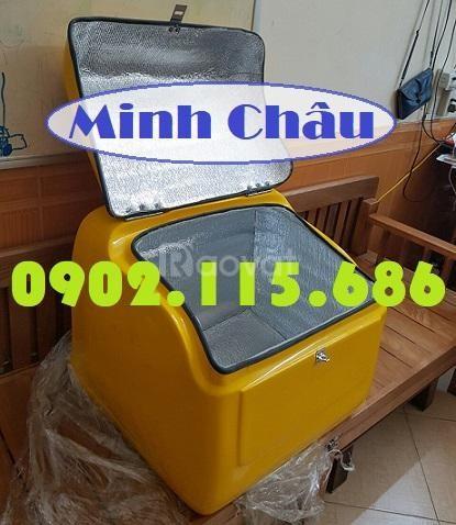 Thùng chở chất thải nguy hại, thùng vận chuyển chất thải nguy hại