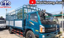 Bán xe tải 6.5 tấn ga cơ thùng chở phế liệu,hàng pallet 1m- giá ưu đãi
