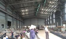 Cho thuê kho xưởng DT 540m2 KCN Từ Liêm, Hà Nội