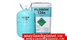 Phân phối gas lạnh Floron R134 13,6Kg giá đại lý - 0902809949