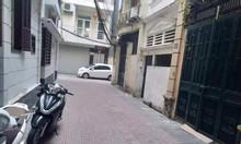 Bán nhà Phan Đình Phùng Q Ba Đình, DT 36M2 X 4T, Giá 7,5 tỷ
