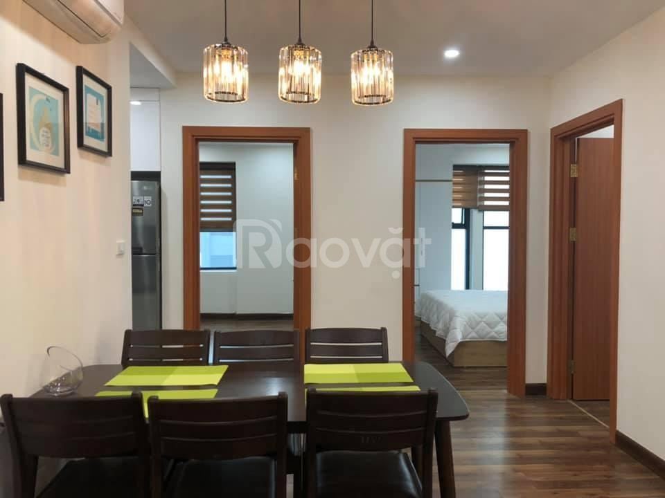 Căn hộ 3 phòng ngủ full nội thất mới tòa S3 chung cư Goldmark City Hồ Tùng Mậu
