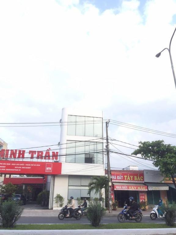 Cho thuê văn phòng mặt tiền đường Tôn Đức Thắng, gần Bến xe Đà Nẵng