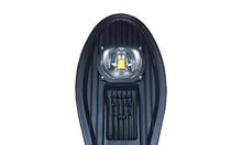 Đèn đường LED lá vỏ đen 50w LS2.0