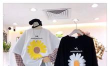 Nhận may áo thun shop hot trend nhất 2020