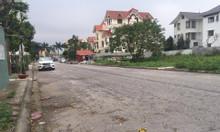Cần bán lô đất mặt đường khu TT Hành chính quận Hải An.