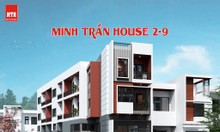Bán tòa nhà căn hộ cho thuê đường 2/9, cách Lotte 200m