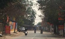 Bán đất Vân Canh 42m đường thông ô tô giá 1.68 tỷ