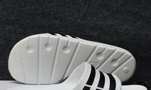 Adidas Duramo màu trắng sọc đen