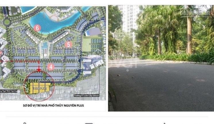 Nhà phố tầm trung cuối cùng Ecopark - liền kề shophouse chỉ 5,9 tỷ