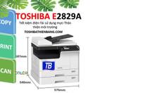 Máy photocopy TOSHIBA e2829A