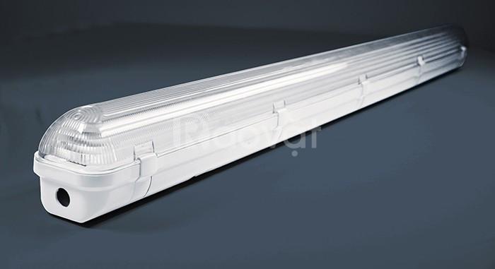 Máng đèn LED 1,2m đơn, máng chụp - Phân phối bởi Công ty ALTC
