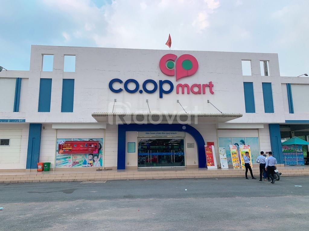 Ngân hàng thanh lý 30 nền đất và 3 lô góc đối diện siêu thị Coop Mart