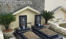 Địa chỉ bán mẫu lăng mộ đá granite đẹp nhất hiện nay